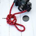Ropes Camera Leather Strap  9-10mm CSC