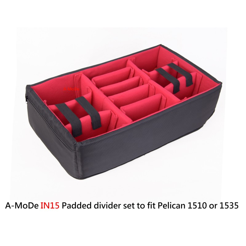IN15 Padded divider set to fit Pelican 1535 1510