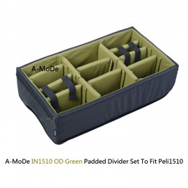 IN1510 Padded divider set to fits Pelican1510 IM2500 HPRC2550W (No Case)