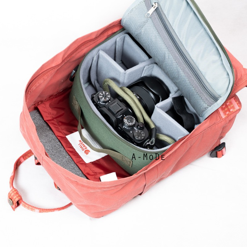 IN30 Photo Insert Camera Bag Fits Perfectly in a Kånken Backpack